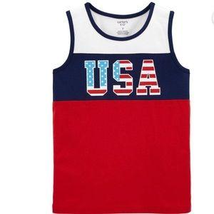 USA Jersey Tank